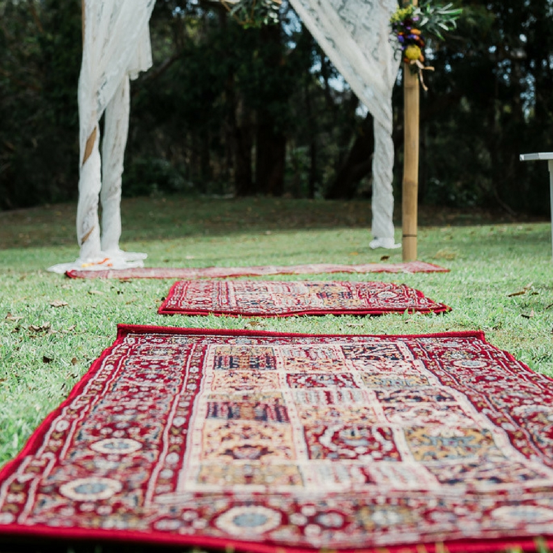 Persian Look Aisle Runner