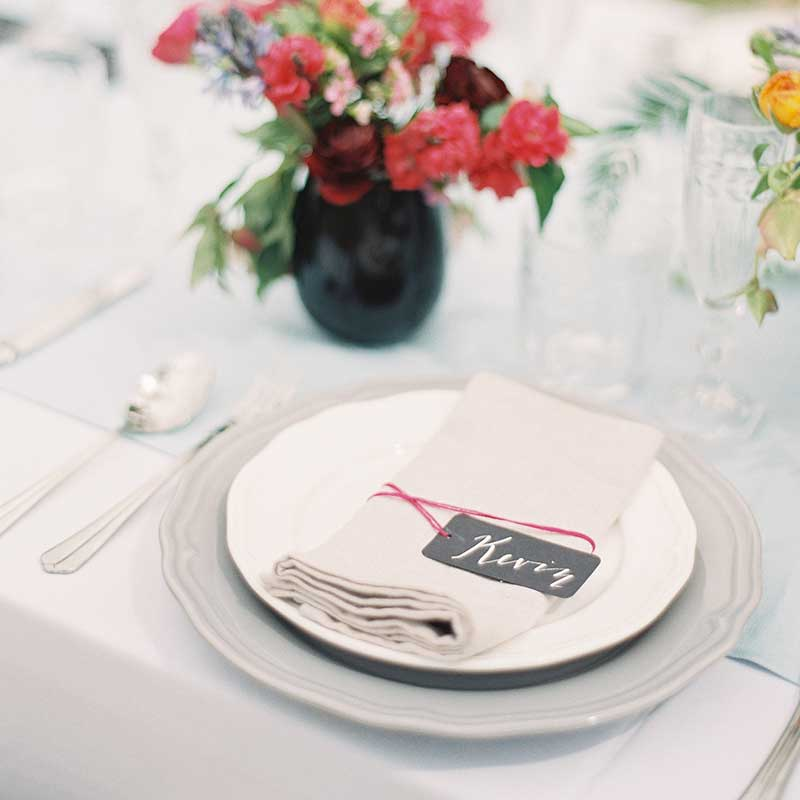 Full Place Setting