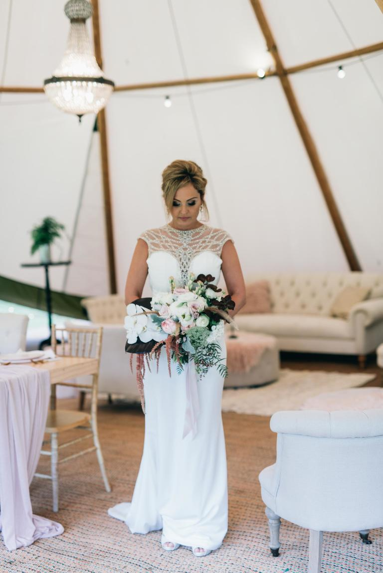 Bridal Dress Hire Gold Coast - Carley